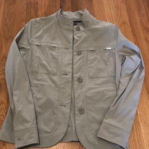 NWOT Eddie Bauer packable blazer